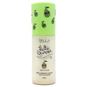 Bruma Fixadora Hello Summer Fresh Pear - Dalla
