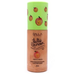 Bruma Fixadora Hello Summer Pretty Peach - Dalla