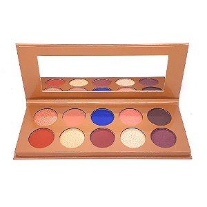 Paleta de Sombras Glamour B - SP Colors
