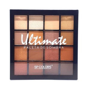 Paleta de Sombras Ultimate A - SP Colors