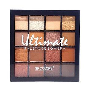 Paleta de Sombras Ultimate A - SP Colors