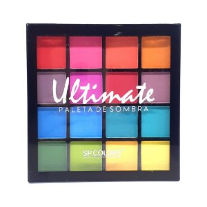 Paleta de Sombras Ultimate B - SP Colors