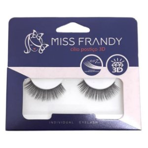 Par de Cílios Postiço #366 - Miss Frandy