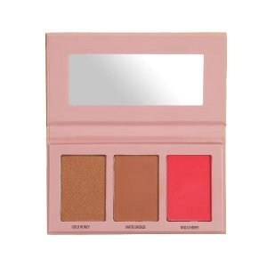 Paleta de Bronzer e Blush Collection - Oceane