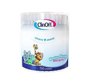 Cotonete Hastes Flexíveis 150 uni - ClinOff