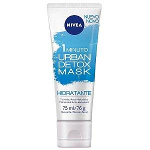 Máscara facial Urban Skin Hidratante - Nivea
