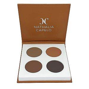 Paleta para sobrancelha Brown Box - Nath Capelo