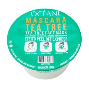 Máscara Facial Tea Tree - Oceane