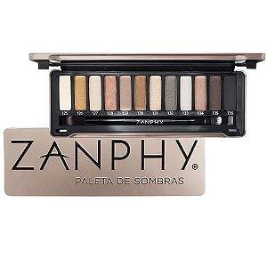 Paleta  de sombras Metallic Nude - Zanphy