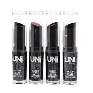 Batom Ultra Matte - Uni Makeup