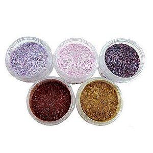 Glitter e Pigmentos 2 - Secret Makeup