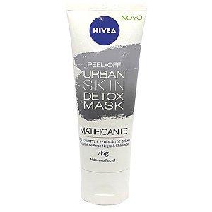 Máscara facial Urban Skin Matificante - Nivea