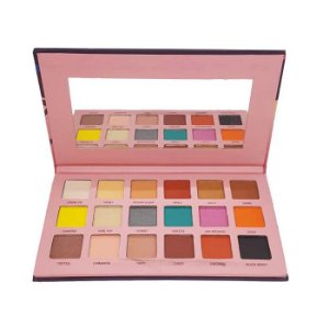 Paleta de sombras Tropical Seashore cor 1 - Mylife