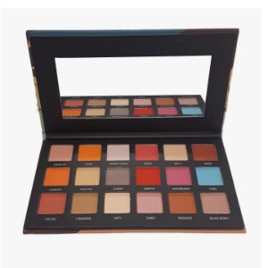 Paleta de sombras Tropical Seashore cor 2 - Mylife