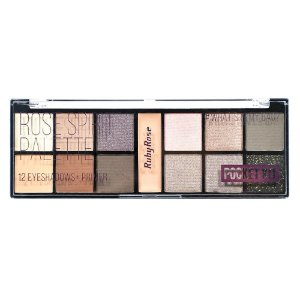 Paleta de sombras Pocket Rose Spirit - Ruby Rose