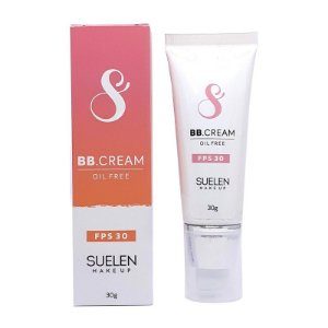 BB Cream Oil Free FPS30 - Suelen Makeup