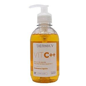 Sabonete líquido Vit c++ Derma V