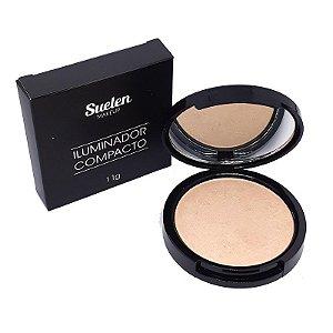 Iluminador compacto Rose - Suelen Makeup