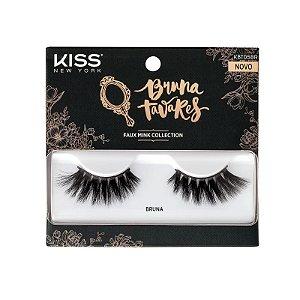 Cílios postiços Bruna Tavares modelo Bruna - Rk By Kiss