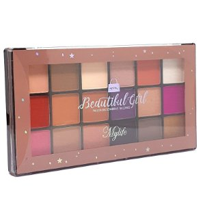 Paleta de sombras Beautiful Girl 2 - Mylife