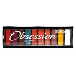 Paleta de sombras Obsession A - SP Colors