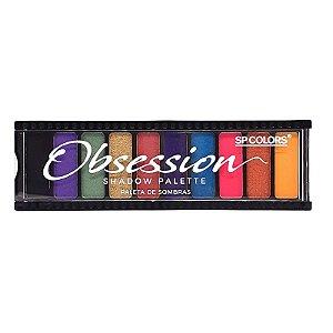 Paleta de sombras Obsession B - SP Colors