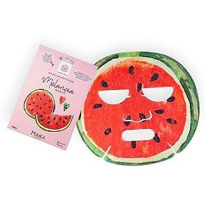Máscara Facial Melancia Booster - Maika Beauty