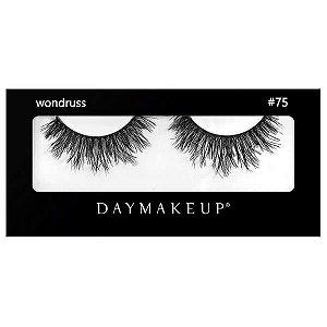 Cílios postiços 3D wondrous #75 - Day Makeup