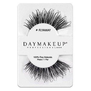 Cílios postiços modelo #Flyaway - Day Makeup