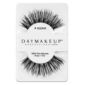 Cílios postiços modelo #Gleam - Day Makeup