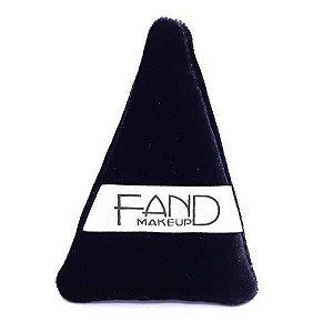 Esponja triangular de veludo - Fand