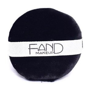 Esponja redonda de veludo - Fand