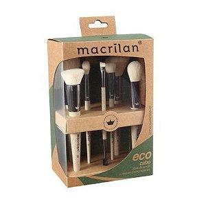 Kit de pincéis Eco SK100 - Macrilan