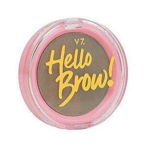 Sombra duo para sobrancelhas Hello Brow! - Vizzela