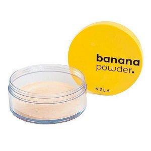 Pó facial banana powder - Vizzela