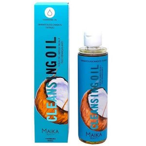 Óleo de limpeza facial Cleasing Oil - Maika