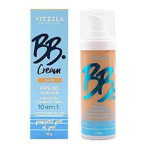 BB Cream 10 em 1 FPS30 - Vizzela