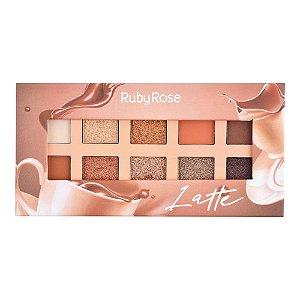 Paleta de Sombras Latte - Ruby Rose