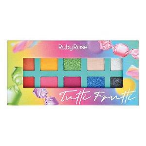 Paleta de Sombras Tutti Fruti - Ruby Rose