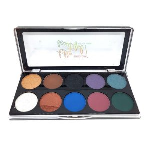 Promo/ Paleta de sombras Hello Beautiful A - SP Colors