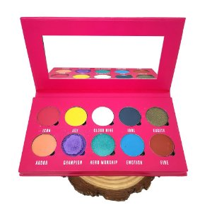 Promo/ Paleta de Sombras Be Crazy About - Obsessions