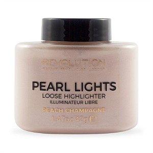 Iluminador Pearl Lights Cor Peach Champagne - Revolution