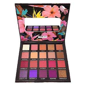 Paleta de Sombras Goddess - Pink 21
