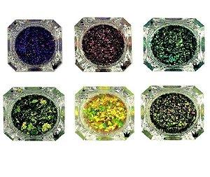 Glitter Multicromático - Ana Paula Marçal