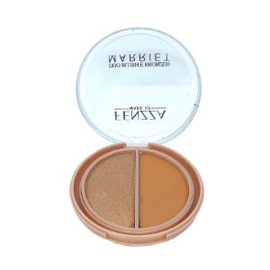 Duo Blush e Bronzer Marriet - Fenzza