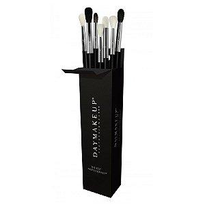 Kit de pincéis de esfumar 7 Pro - Day Makeup