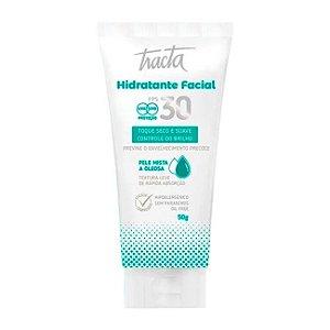 Hidratante facial Pele Mista e Oleosa - Tracta