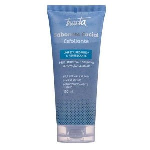 Sabonete facial esfoliante - Tracta