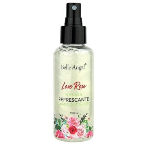 Bruma Refrescante Love Rose - Belle Angel