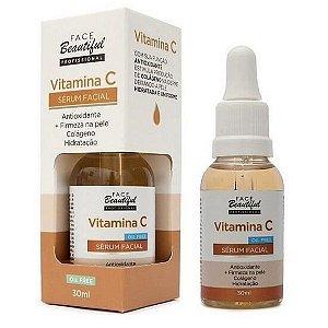 Sérum Facial Vitamina C - Face Beautiful
